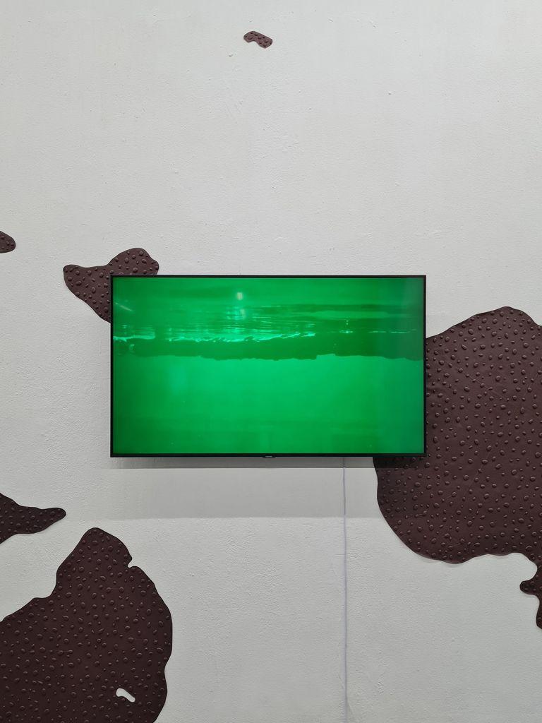 Julius Jurkiewitsch, I – Rafflesia  serpent___singularity3, 2021