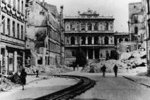 Die Akademie um 1945
