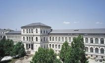Das Hauptgebäude heute, Foto: D. Rehm