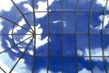 Kuppel über einem Schwimmbad, Rottach-Egern, Foto: T. Boissel